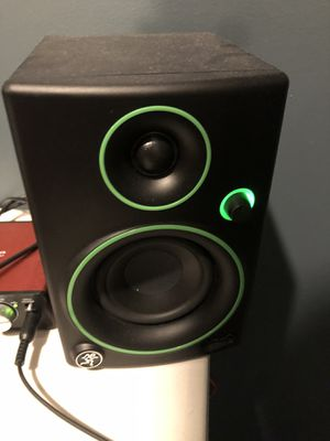 Mackie CR3 MultiMedia Studio Monitors for Sale in Bowie, MD