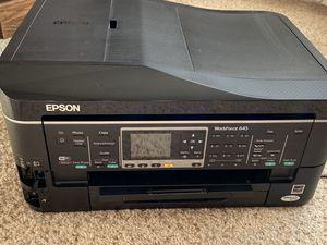 Epson workforce 645 printer for Sale in Benicia, CA