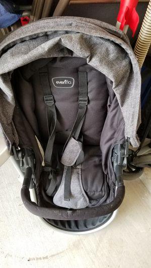 Even Flo car seat stroller for Sale in Orange, TX