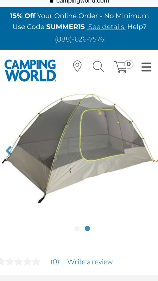 Eureka! Sunriver 2 Two Person Tent