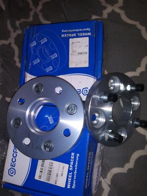 Eccpp wheel spacers for Sale in Greenville, SC