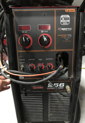 Lincoln electric 256 power MIG welder for Sale in Hollywood, FL