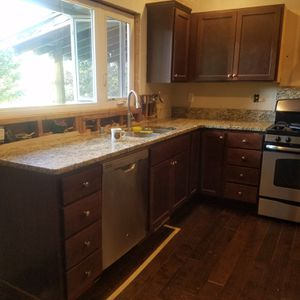 Kitchen remodel in progress for Sale in Lacey, WA