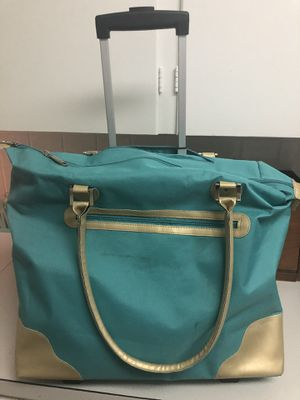 Rolling computer carry bag. Barely used for Sale in Winston-Salem, NC