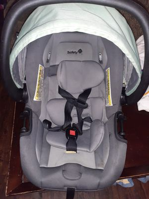 Safety 1st Newborn Stroller and Carseat for Sale in Arlington, TX