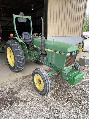 950 John Deere tractor and bushog for Sale in Lebanon, TN