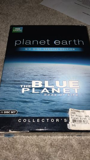 Planet Earth & The Blue Planet for Sale in Bradenton, FL
