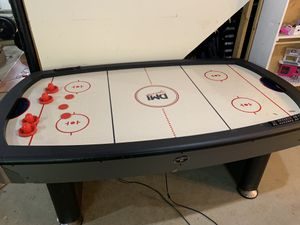 Air hockey table for Sale in Drakes Branch, VA