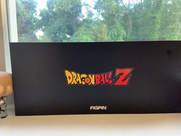 Dragon ball z fig pin