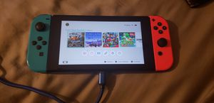 Nintendo switch tablet and charger only for Sale in Decatur, GA