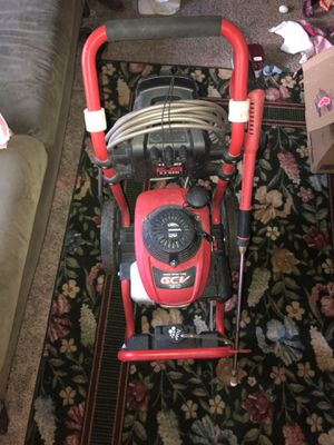 Husky 3000 PSI pressure washer for Sale in Bellevue, WA