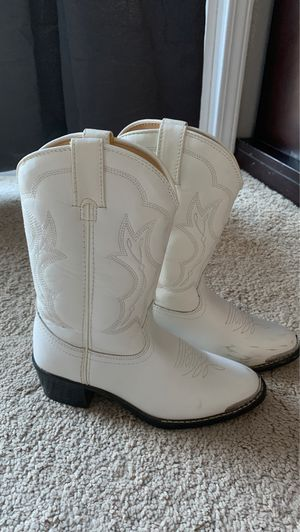 Girls Durango Boots Size 13.5 for Sale in NM, US