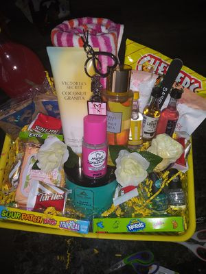 Gift baskets available now for Sale in Katy, TX