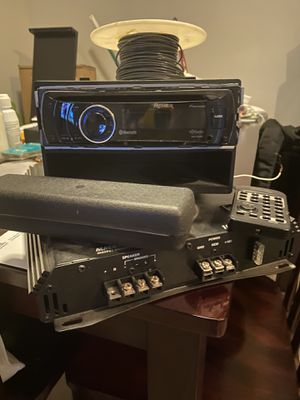 Stereo sound system for Sale in Anaheim, CA