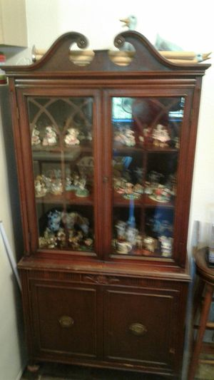 Antique china cabinet for Sale in Hillsboro, MO