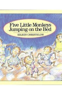 Five Little Monkeys 🐒 Jumping On The Bed 🛏 for Sale in Allen,  TX