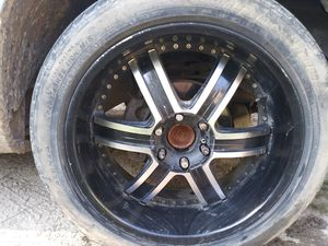 Tires and rims for Sale in Sheridan, AR