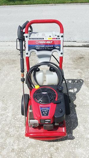 Troy-Bilt Pressure Washer for Sale in Palm Harbor, FL