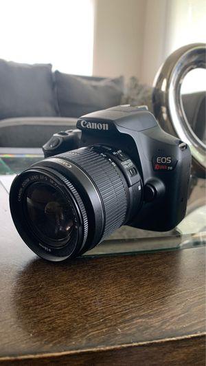 Canon Rebel T6 for Sale in Detroit, MI