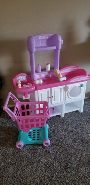 Step 2 play Bed dolls for Sale in Phoenix, AZ