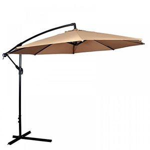 Tan Patio Umbrella 10' -Outdoor Furniture for Sale in West Hills, CA