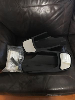 Chevy/GMC CIPA Custom Towing Mirrors (BOTH DRIVER AND PASSENGER) for Sale in Downey, CA