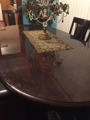 Dining Table with extended one pieces for Sale in Hamtramck, MI