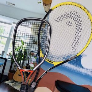 Set Of Two Professional Tennis Rackets for Sale in Fuquay-Varina, NC