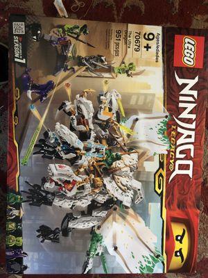 Lego ninjago legacy sets brand new sealed in box for Sale in Tarpon Springs, FL
