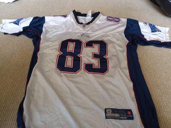 NE Patriots/Wess Welker Jersey for Sale in Washington,  DC