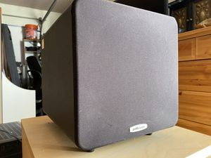 Polk audio subwoofer for Sale in San Jose, CA
