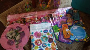 Birthday decorations-Bubble Guppies for Sale in North Little Rock, AR