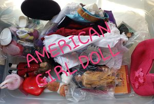 American Girl DOLL Accessories Lot for Sale in Milpitas, CA