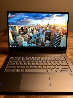 """2019 Lenovo Yoga C930 2-in-1 13.9"""" FHD Touch-Screen Laptop - Intel i7, 12GB DDR4, 256GB PCIe SSD, 2x Thunderbolt 3, Windows 10, Iron Gray for Sale in Vancouver, WA"""