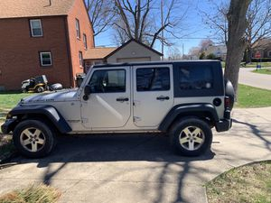 2007 Jeep Wrangler for Sale in Mansfield, OH