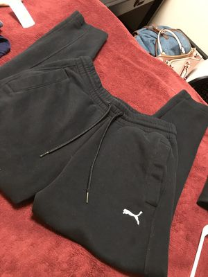 puma sweatpants for Sale in San Diego, CA