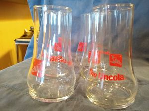 Collectible Set of 7UP, The Uncola,Glasses for Sale in Chicago, IL