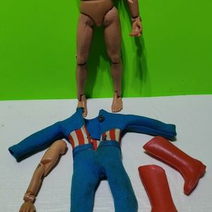 Captain America 1970s Mego Figure for Sale in Ephrata, PA