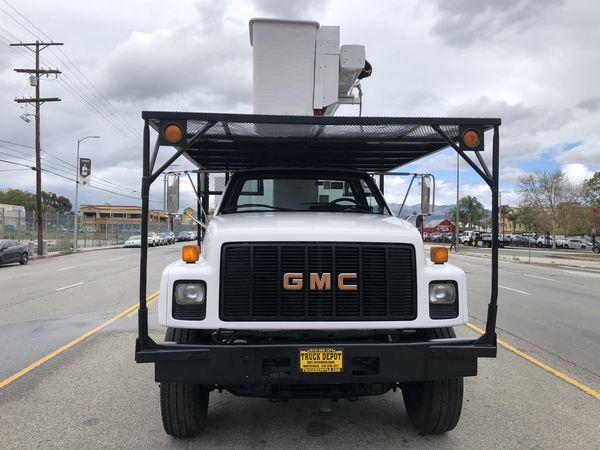 2001 GMC C7500