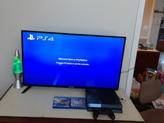 PS4 Like Brand New 2 Games Gta 5 Fast An Furious Cross Roads for Sale in Hendersonville,  TN