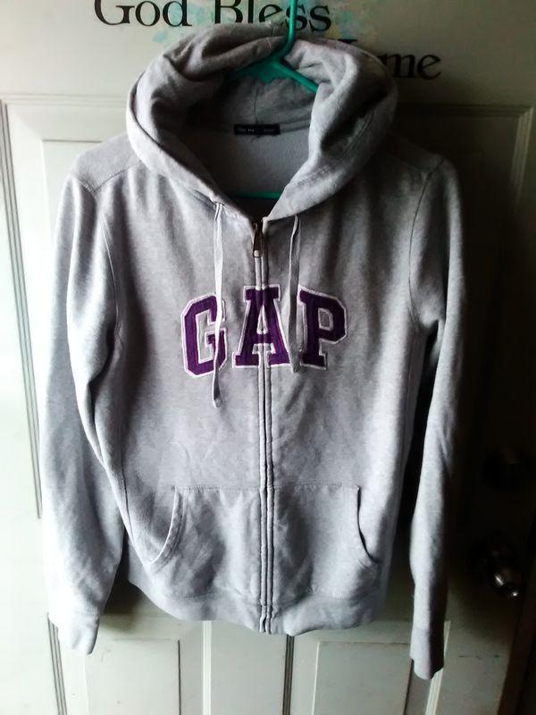 Women's size Small Gap Zip Up Hoodie Jacket