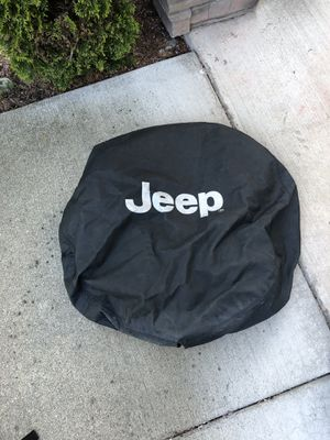 Jeep wheel cover for Sale in Federal Way, WA