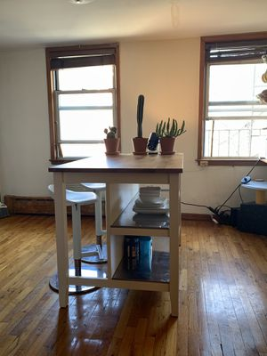 IKEA Stenstorp kitchen island for Sale in Brooklyn, NY