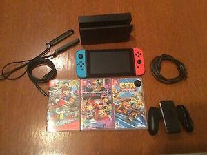 Nintendo switch v2 bundle used for Sale in Washington, DC