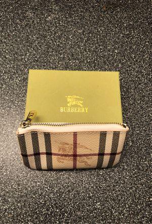 Men's/Women's Burberry card holder for Sale in TEMPLE TERR, FL