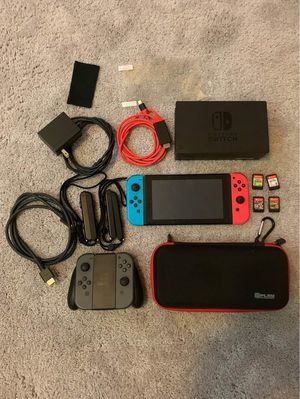 Nintendo switch for Sale in Coral Gables, FL