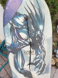 Body Glove boogie board Leach both excellent condition for Sale in Pompano Beach,  FL