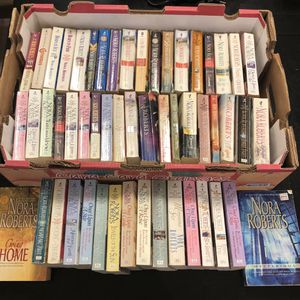 Nora Robert Books for Sale in SeaTac, WA