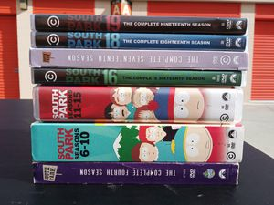 South Park 15 seasons for Sale in Costa Mesa, CA