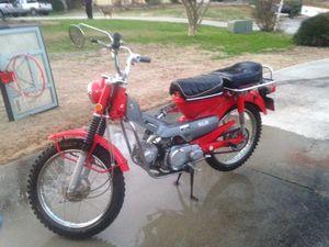 Vintage 1970 Honda 90 Trail Bike for Sale in Conyers, GA